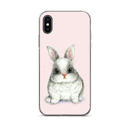 Cute Capa 7 plus Cute cat Diy Printing Drawing phone case For iphone 6 6s 7 7plus 8 8plus X xs xr XS Max cses-106